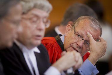 Bolivia contrata al abogado francés Alain Pellet para reforzar caso Silala