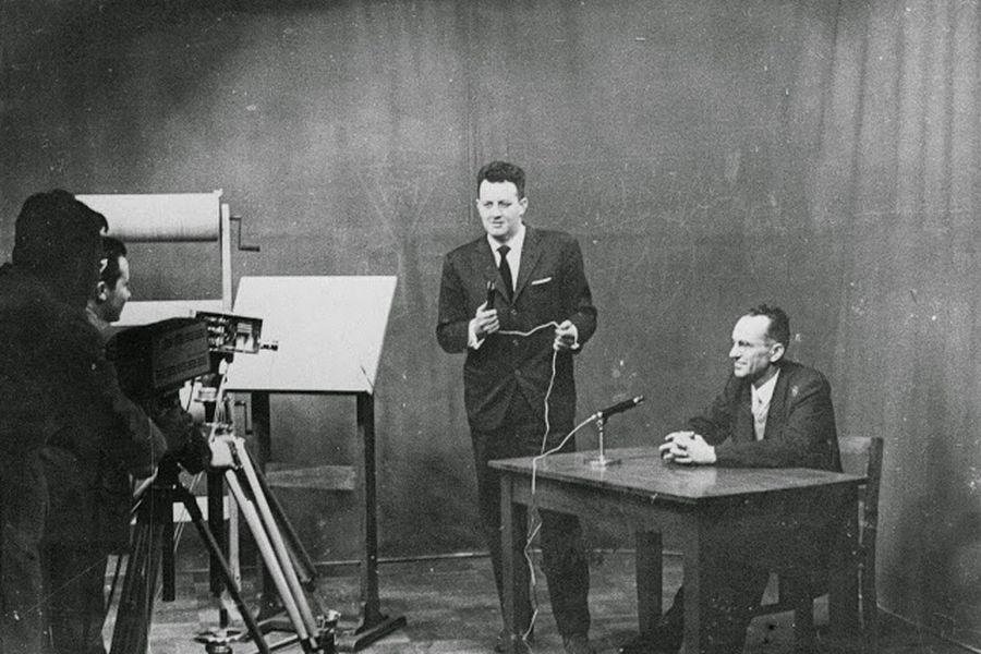 Programa Cientifico - El Hombre Ante el Universo - Conducción Vadim Prauss (1960)
