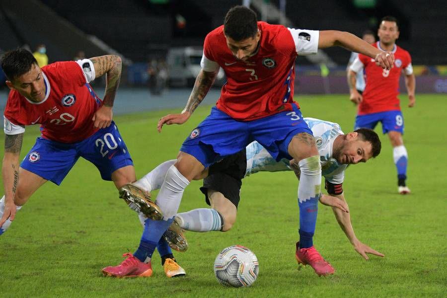 Martín Lasarte se refirió al partido contra Bolivia por la segunda fecha de la fase de grupos de la Copa América.