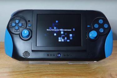 Conozcan a la PIS2, la Playstation 2 portátil que nunca podrán tener
