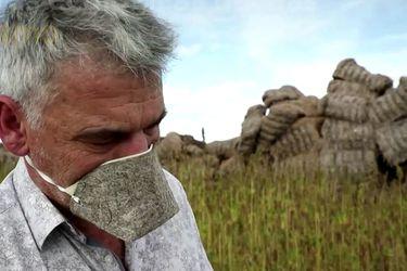 Mascarillas de cáñamo como una alternativa ecológica