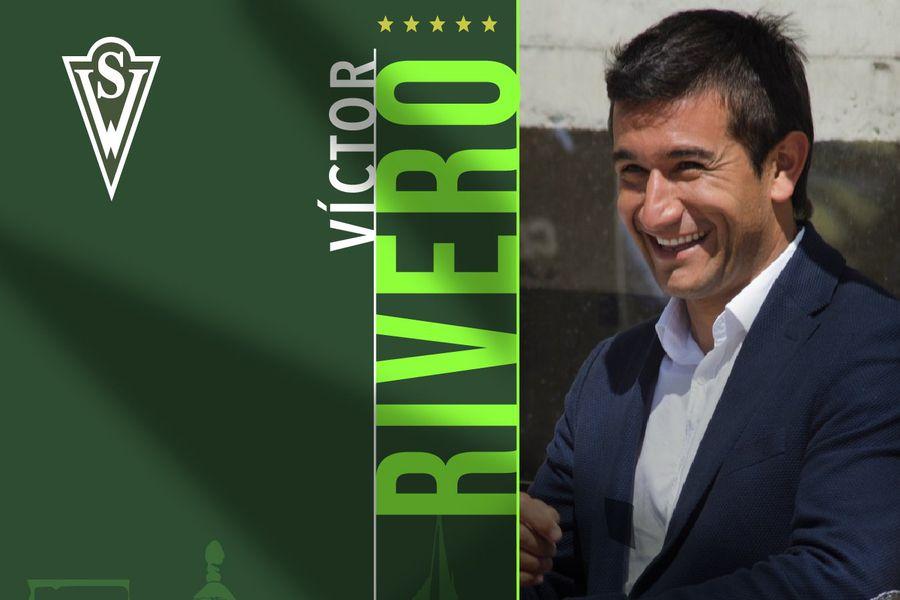 Víctor Rivero se transformó en el nuevo técnico de Santiago Wanderers. Reemplazará a Ronald Fuentes.