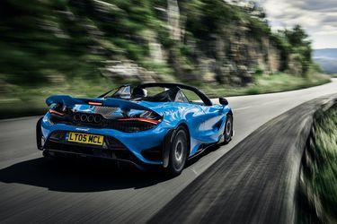 McLaren 765LT Spider: un V8 de 765 caballos para llevar el pelo al viento