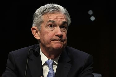 Senate Banking Committee Holds Confirmation Hearing For Jerome Powell To Become Fed Reserve Board Of Governors Chairman