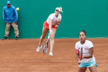 dobles femenino
