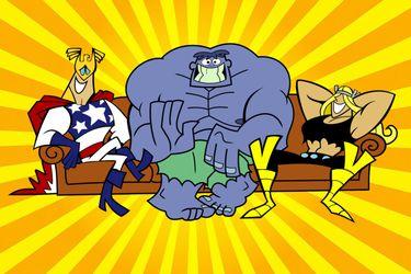 Los amigos justicieros, la mejor sitcom de superhéroes