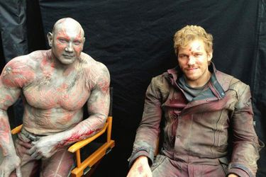 James Gunn reveló al chiste que tuvo que sacar de Guardianes de la Galaxia