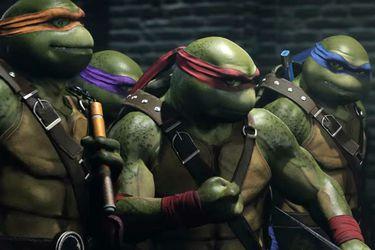 ¡Cowabunga! Así pelean las Tortugas Ninja en Injustice 2