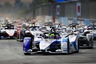 Formula E Arabia Saudita Alexander Sims