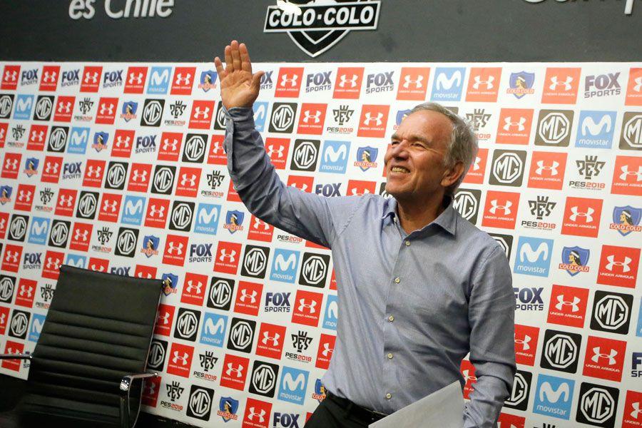 Gabriel Ruiz-Tagle dijo al Ministerio Público que no persiguió un beneficio económico.