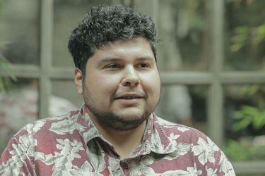 """Marcial Parraguez: """"La gordura es una discusión política, no debería abarcarse desde la moralidad"""""""