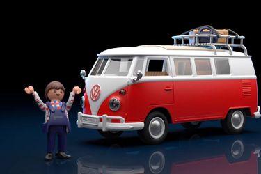 El Escarabajo y la Kombi de Playmobil son el último deseo de los amantes de Volkswagen
