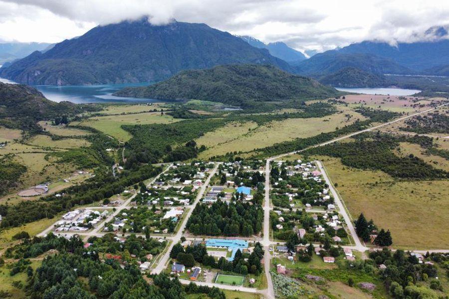 Lago Verde, al norte de la Región de Aysén, es la única comuna libre de coronavirus en Chile.