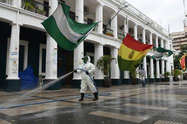 Bolivia decreta emergencia nacional por incendios forestales