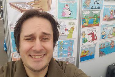 """Daslav Vladilo: """"Creo en una frase: 'La vida no es apta para amargados'"""""""