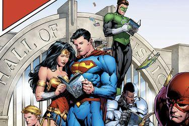 """DC Comics habría cancelado al """"5G"""" y realizaría nuevas historias lanzadas solo en digital"""