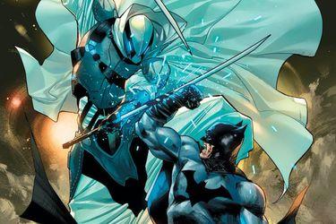 DC reveló el primer vistazo a Ghost-Maker, el nuevo rival de Batman en los cómics