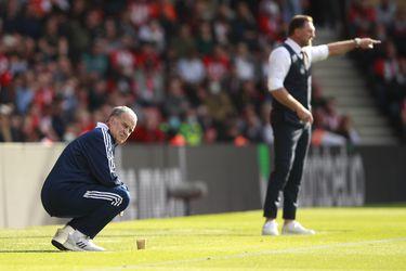 Bielsa sufre en Inglaterra: Leeds pierde en su visita a Southampton