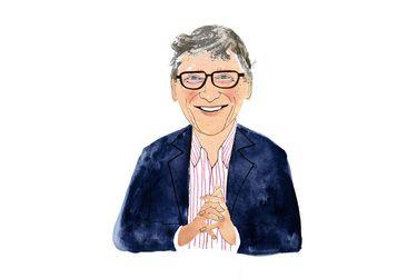 La mejor decisión de Bill Gates