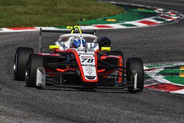 Nico Pino consigue el octavo puesto en la primera carrera de la Euroformula Open