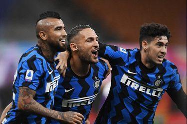 Otra vez juntos: Alexis se roba las miradas en el victorioso debut de Vidal en el Inter