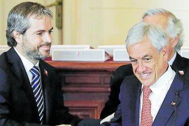 Sebastián Piñera presenta a los integrantes de su gabinete