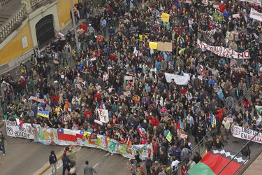 El activismo ambiental en tiempos de crisis global