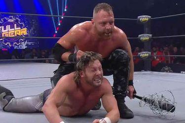 Los domingos serán el día de All Elite Wrestling en el canal Space