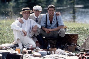 Leyendas de pasión: Brad Pitt y una salvaje tragedia familiar