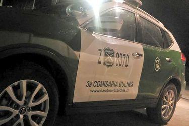 Sorprenden partido de fútbol clandestino en el Ñuble: siete detenidos