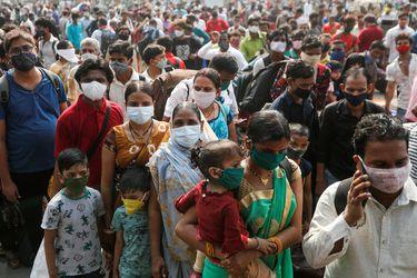 India bate de nuevo récord de contagios diarios tras registrar más de 184.000 casos en las últimas 24 horas