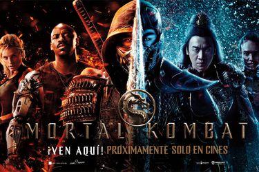Mortal Kombat fue la película más vista en Estados Unidos
