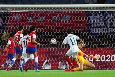 El dinamismo japonés y un gol no cobrado que todavía se discute despiden a Chile de Tokio 2020