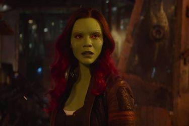 Nuevas fotos adelantan el regreso de Gamora en Avengers 4