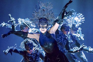 El show de acento femenino que trae por octava vez al Cirque du Soleil