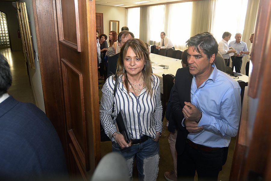 Reunion Privada Chile Vamos Oposición