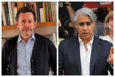 """De Gregorio responde a MEO por cuarto retiro y la inflación, y dice que el candidato saca """"conclusiones que son muy equivocadas"""""""