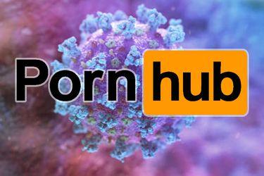 Las búsquedas sobre el coronavirus se disparan en Pornhub