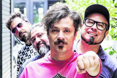 Chancho en Piedra entra en la coyuntura con nueva música y su primer reggaetón