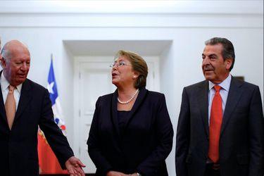 La respuesta del Senado a la Fiscalía por las asignaciones de expresidentes: Frei y Lagos restituyeron fondos y Bachelet los había suspendido