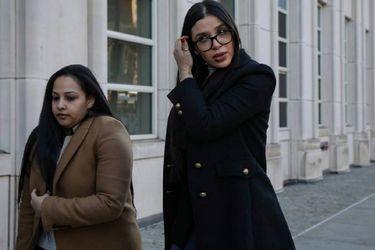 """Esposa de """"El Chapo"""" Guzmán es arrestada en aeropuerto de EE.UU. por tráfico de drogas"""