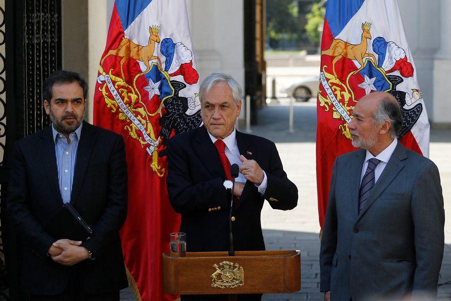 Piñera, Quintana, Flores A_UNO_1120860