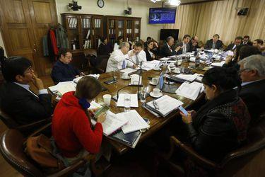 Comision de Trabajo de la Camara de Diputados. 10/07/2019