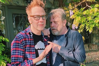 james gunn mark hamill