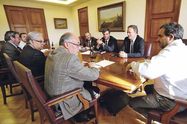 Gobierno y mesas del Congreso acuerdan proyectos a priorizar antes del receso de febrero