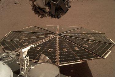 InSight nos permite escuchar por primera vez el viento en Marte