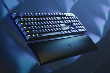Razer presentó al Huntsman V2, su nuevo teclado con switches ópticos