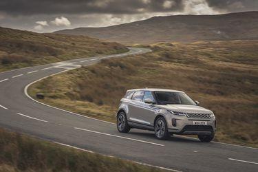 Land Rover Chile actualiza la puerta de entrada al Evoque con más equipamiento