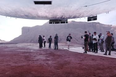 The Batman está utilizando la técnica de sets digitales impulsada en la realización de The Mandalorian