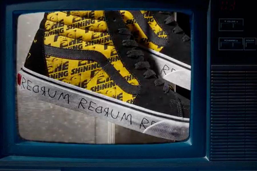 Vans lanzará una línea de zapatillas inspiradas en películas de ...